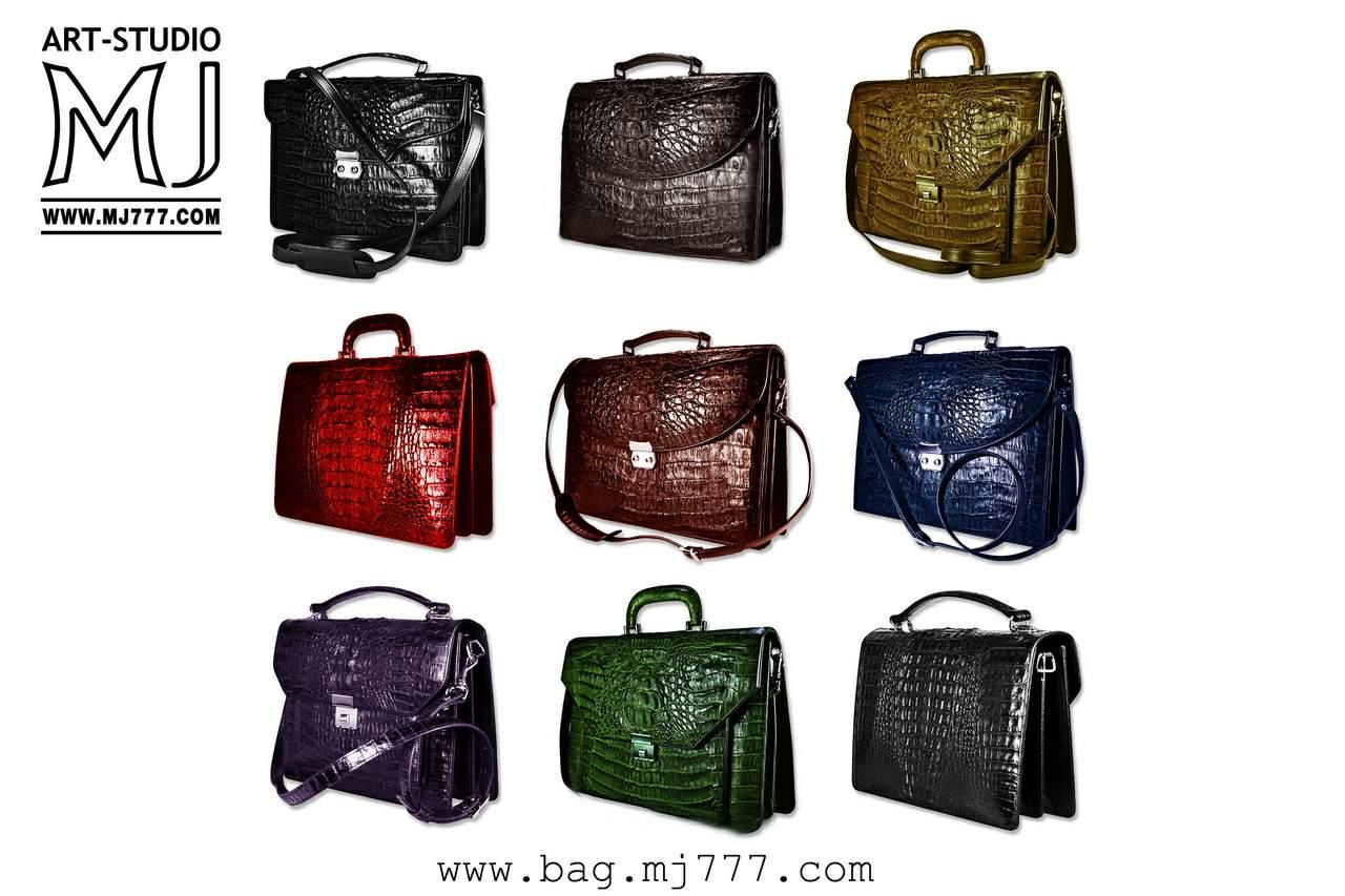 Эксклюзивные саквояжи и сумки из итальянской кожи