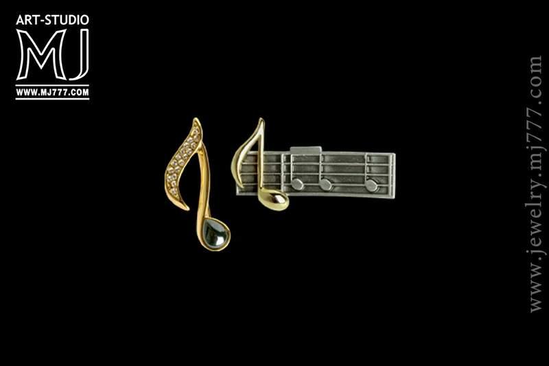 Подарок на музыкальную тематику 46
